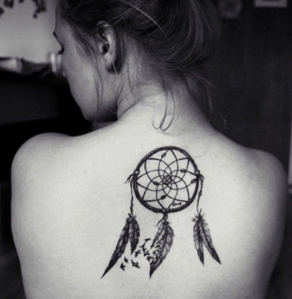 dreamcatcher tatuaje 4