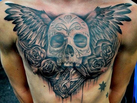 tatuaje-calavera 9